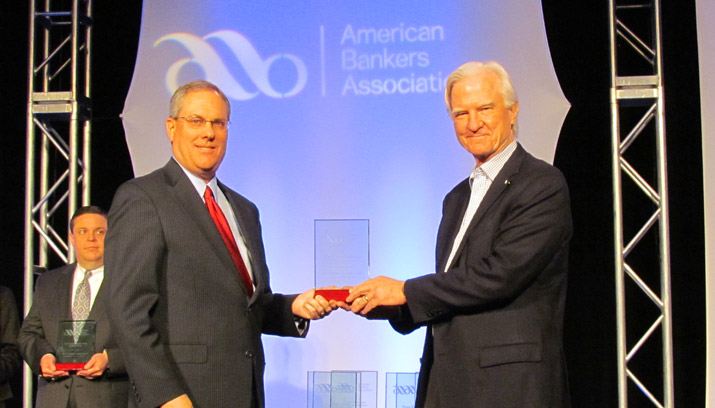 First Interstate Bank Receives National Award