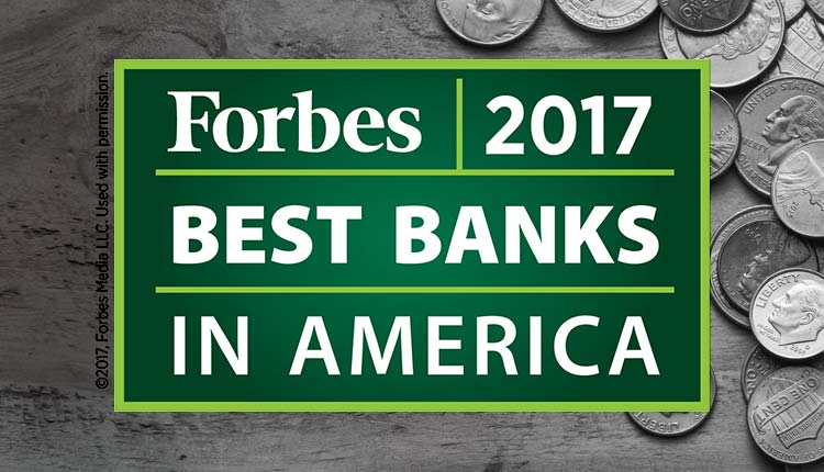 First Interstate One of the Best Banks in America