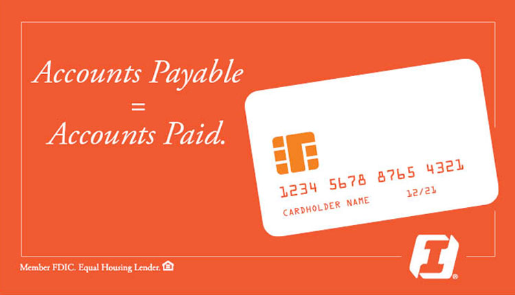 Accounts payable is now Accounts Paid