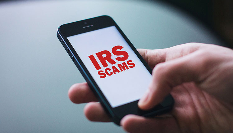 Beware of Fake IRS Contact