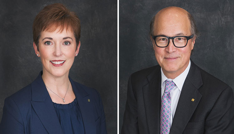 Renee Newman named new Chief Strategy Officer; Russ Lee becomes Chief Banking Officer