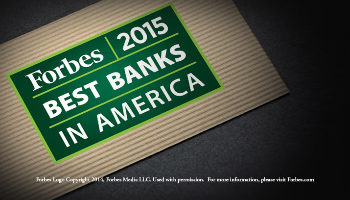 First Interstate Named One of the Best Banks in America