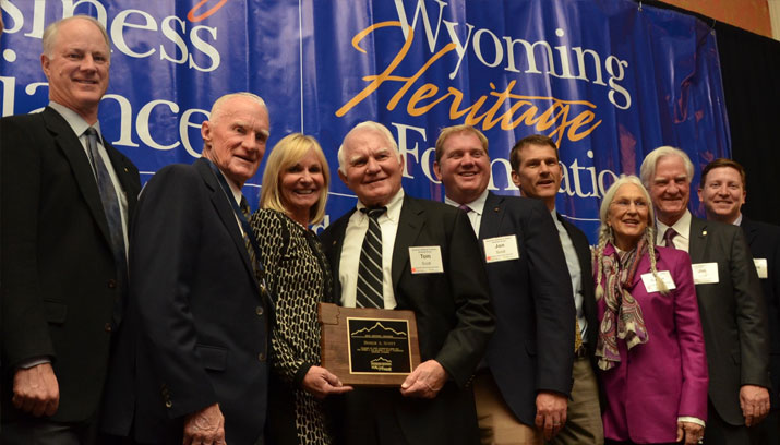 First Interstate's Founder Inducted into Wyoming Business Hall of Fame