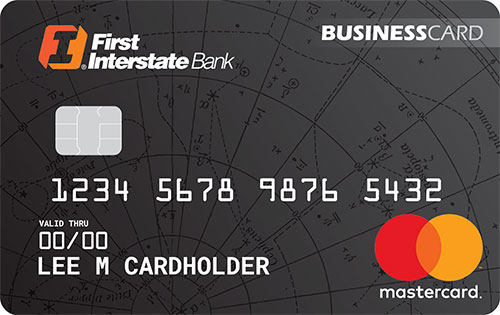 Business credit cards first interstate bank business owners who choose our mastercard business card can easily manage and track day to day business expenses with no annual fee colourmoves Choice Image