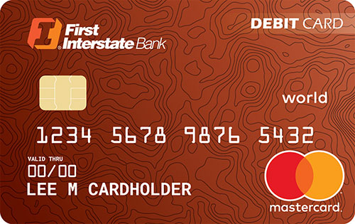 World Debit Mastercard