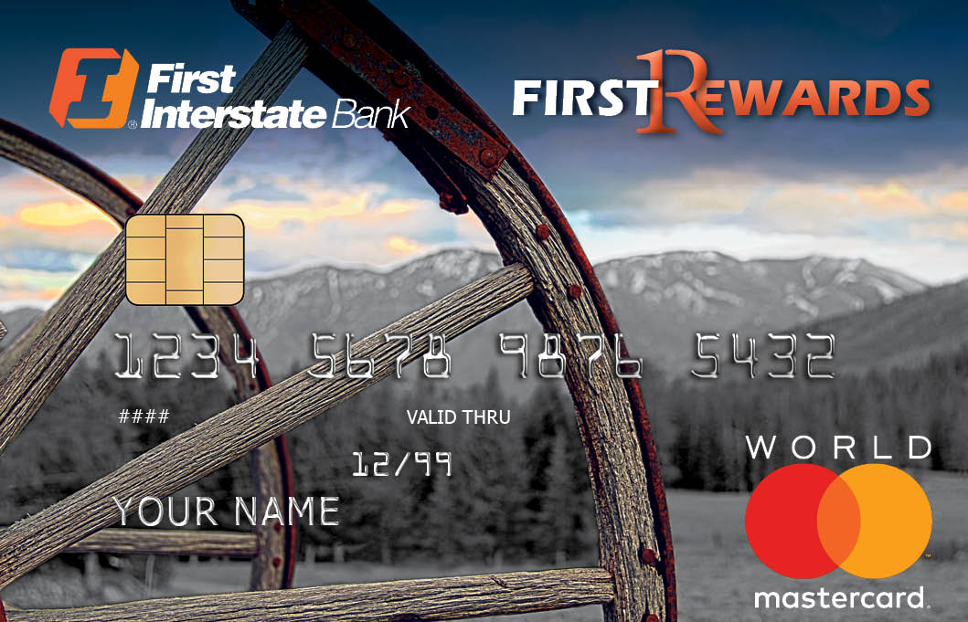 Can you access your First Interstate Bank accounts online?