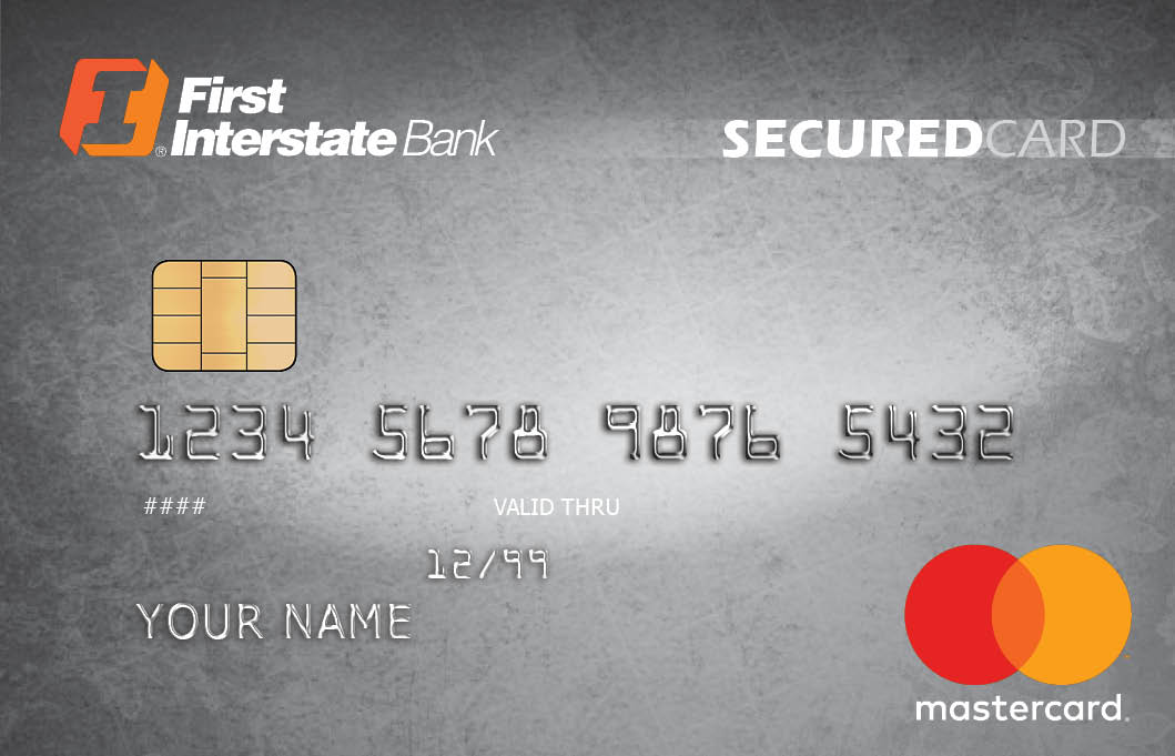 Personal Credit Cards | First Interstate Bank