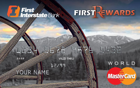 FirstRewards World MasterCard