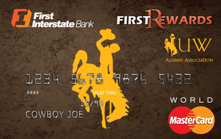 UWAA FirstRewards World MasterCard
